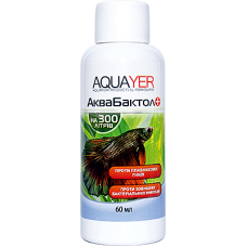 Aquayer АкваБактол 60 мл против вредных бактерий