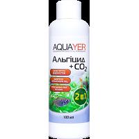 Aquayer Альгицид+СО2 100 мл для борьбы с водорослями