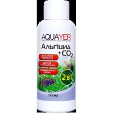 Aquayer Альгицид+СО2 60 мл для борьбы с водорослями