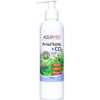 Aquayer Альгицид+СО2 250 мл для борьбы с водорослями