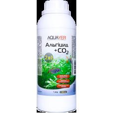 Aquayer Альгицид+СО2 1 л для борьбы с водорослями