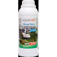 Aquayer Альгокс 1 л для борьбы с водорослями в пруду