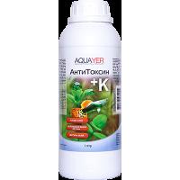 Aquayer АнтиТоксин+К 1 л для подготовки водопроводной воды