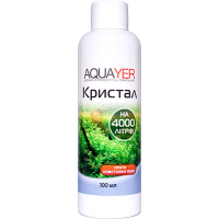 Aquayer Кристал 100 мл засіб для усунення муті в акваріумі