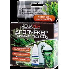 Aquayer Дропчекер и Индикаторная жидкость СО2 комплект