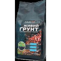 Aquayer Живой грунт 5 л питательный субстрат для аквариума