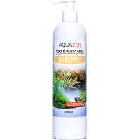 Aquayer Микро 500 мл удобрение для аквариумных растений