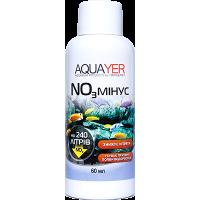 Aquayer NO3 Мінус 60 мл для зниження рівня нітратів