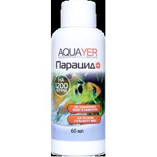 Aquayer Парацид 60 мл для борьбы с эктопаразитами