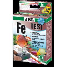 JBL Fe Test Set - тест на Железо в воде в аквариуме