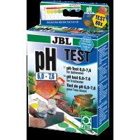 JBL РН Test Set 6.0-7.6 - тест на Кислотность