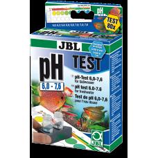 JBL РН Test Set 6.0-7.6 - тест на Кислотность воды