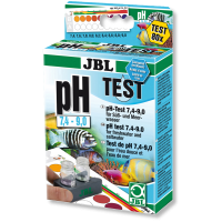 JBL РН Test Set 7.4-9.0 - тест на Кислотность