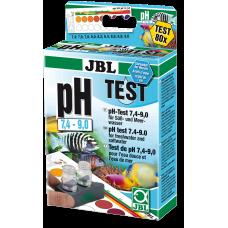 JBL РН Test Set 7.4-9.0 - тест на Кислотность воды