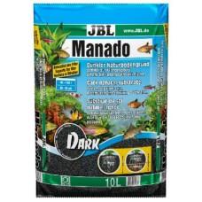 JBL Manado Dark 10 л грунт для аквариумов с растениями 67037