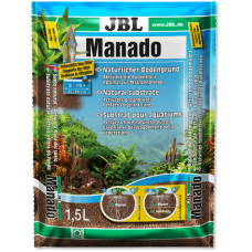 JBL Manado 1.5 л грунт для аквариумов с растениями 67021