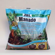 JBL Manado 10 л грунт для аквариумов с растениями 67024