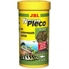 Корм JBL Novo Pleco таблетки для сомов 250 мл 30311