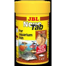 Корм JBL NovoTab для рыб в таблетках 100 мл 30230