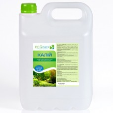 ECOMIN Калий 5 л удобрение для аквариумных растений