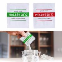 Набор буферов pH 4.01+6.86 калибровочные растворы для рН метров