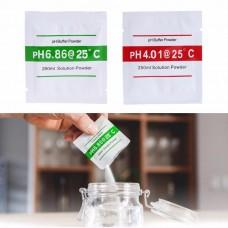 Набір буферів pH 4.01+6.86 калібрувальні розчини для рН метрів