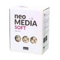 Наполнитель Aquario Neo Media Soft 1л для биофильтрации с понижением pH