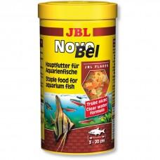 Корм JBL NovoBel 1 л в хлопьях для аквариумных рыб 3014000