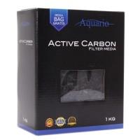 Уголь Aquario Active Carbon 1 кг для пресной и морской воды