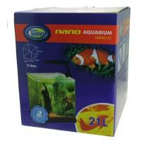 Аквариумный комплект Aqua Nova NANO LED 21 литров