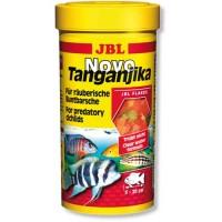 Корм JBL NovoTanganjika хлопья для хищных цихлид 1 л 3002100
