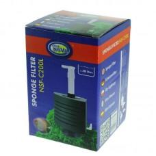 Аэрлифтный фильтр Aqua Nova NSF-C200L для аквариума до 200 л