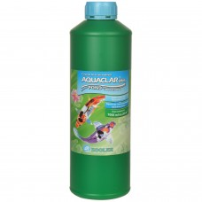 Препарат для очистки воды в пруду Zoolek Aquaclar plus 1л.