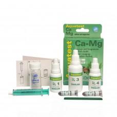 ZOOLEK Aquatest Ca-Mg тест на кальций и магний в пресной воде