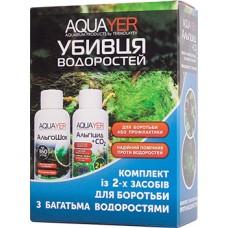 Aquayer Убийца водорослей набор для борьбы с водорослями