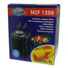 Внешний фильтр Aqua-Nova NCF-1200 для аквариума до 400 л