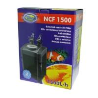 Внешний фильтр Aqua-Nova NCF-1500 для аквариума до 600 л