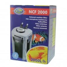 Внешний фильтр Aqua-Nova NCF-2000 для аквариума до 800 л