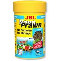 JBL Novo Prawn основной корм для креветок в гранулах 100 мл 30276