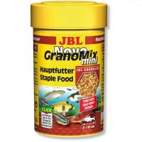 Корм JBL NovoGranoMix mini гранулы для мелких рыб 100 мл 30099