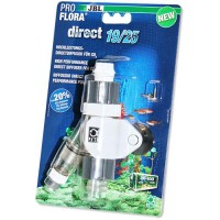 Проточный CO2 распылитель JBL Proflora Direct 19/25 для аквариума 200-800л