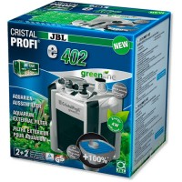 JBL CristalProfi e402 внешний фильтр для аквариума до 120 л