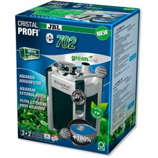 JBL CristalProfi e702  внешний фильтр для аквариума до 200 л