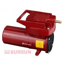 Компрессор SunSun HZ-060 85 л/м аератор для пруда УЗВ септика