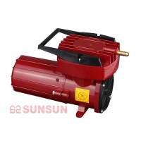 Компрессор SunSun HZ-100 105 л/м аератор для пруда УЗВ септика