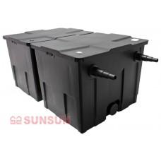 Фильтр SunSun CBF 350 B для пруда 30-60 м3 для УЗВ
