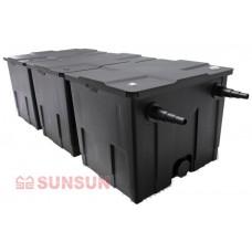 Фильтр SunSun CBF 350 C-UV 36W для пруда 40-90 м3 для УЗВ