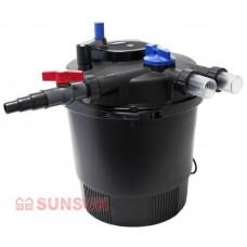 Фильтр SunSun CPF-20000 UV 36W для пруда 20-40 м3 для УЗВ