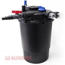 Фильтр SunSun CPF-30000 UV 55W для пруда 30-60 м3 для УЗВ