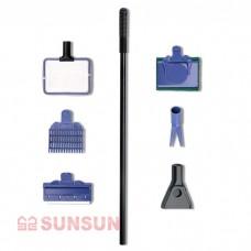 Набор аксессуаров 5 в 1 SunSun SX-05 48 см для аквариума